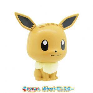 โมเดลโปเกมอนหัวไข่ - Pokemon Capchara - Eevee